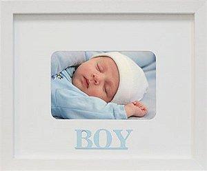 PORTA-RETRATOS HAPPY FAMILY - BOY P/ 1 FOTO 10X15CM