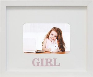 PORTA-RETRATOS HAPPY FAMILY - GIRL P/ 1 FOTO 10X15CM