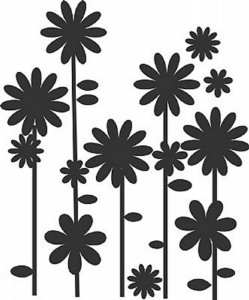 DECOR STICKER FLORES DO CAMPO