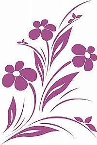 DECOR STICKER FLOWERS II