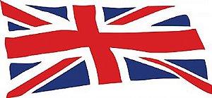 DECOR STICKER ENGLAND