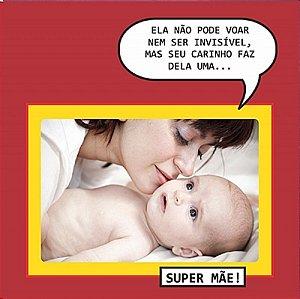 PORTA-RETRATOS SUPER MÃE