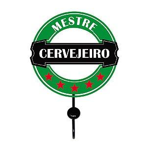 CABIDEIRO MESTRE CERVEJEIRO 10X13CM