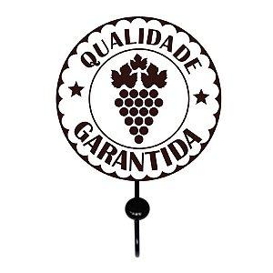 CABIDEIRO QUALIDADE GARANTIDA 10X13CM