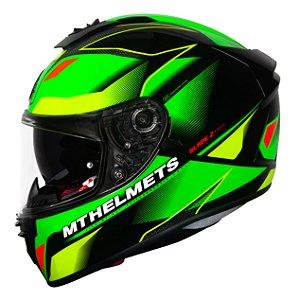 Capacete MT SV Blade 2 Fugue Green