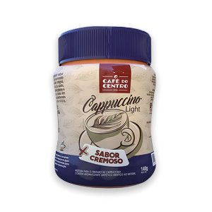 Cappuccino Café do Centro Light 140g