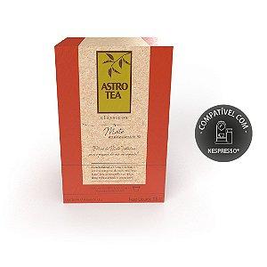 Chá Astro Tea Cápsulas Mate 10 unidades