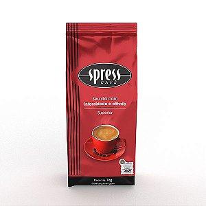 Spress Café Grãos 1kg