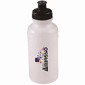 Squeeze de plástico 500 ml c/ adesivo