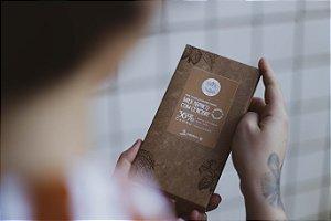CHOCOLATE BRANCO 36% COM GENGIBRE 75g