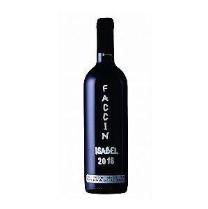Vinho Faccin Isabel 2018 - 750ml