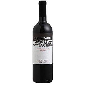 Vinho Cabernet/Merlot Tre Fradéi - 750ml
