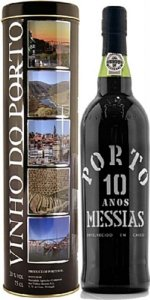 Porto Messias 10 anos com lata - 750ml