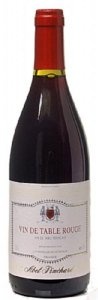 Abel Pinchard  Vin de Table Rouge - 750ml