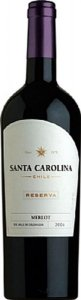 Santa Carolina Reserva Merlot - 750ml