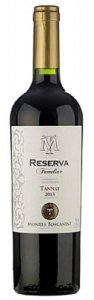 Montes Toscanini - Reserva Familiar Tannat - 375ml