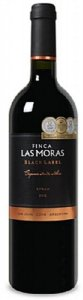 Las Moras Black Label Syrah - 750ml