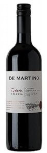 De Martino Estate Reserva Cabernet Sauvignon - 750ml