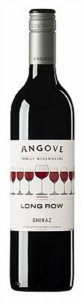Angove Long Row Shiraz - 750ml