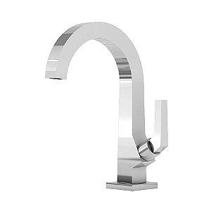 Torneira de banheiro lavatorio lavabo quadrada Bica Alta Bella Clássica 1195 C222 Fani