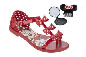 SANDÁLIA DISNEY MINNIE BEAUTY