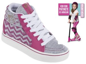 TÊNIS BARBIE PATINETE FEVER INF 21330