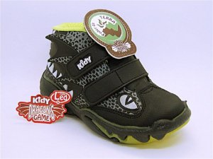 TÊNIS KIDY DRAGON GAME BOTA 038-0002-8566