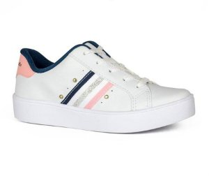 TENIS CASUAL PINK CATS W9747