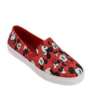 TENIS MELISSA GROUND MICKEY 32533