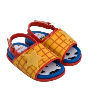SANDÁLIA MINI MELISSA BEACH SLIDE TOY STORY