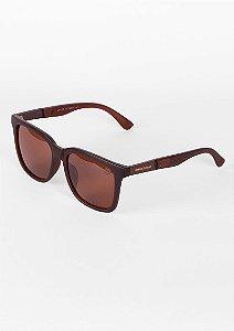 Óculos de sol maxi clássico marrom