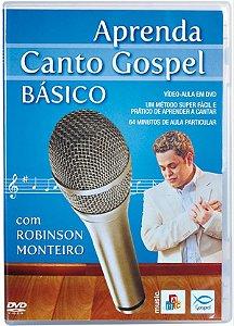 Dvd Gospel Canto Básico