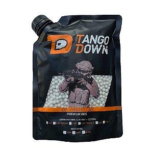 Esferas Tango Down BBs 6mm 0,25 gramas - 4.000 unidades