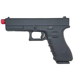 Pistola Airsoft Glock R17 Rossi GBB 6mm