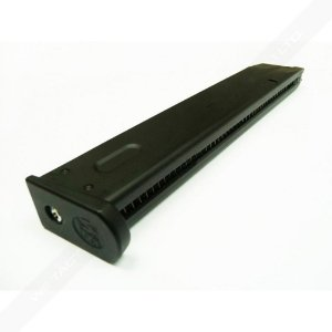 Magazine Long WE M92 Gbb Preto 6mm