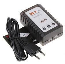 Carregador de Bateria Lipo B3 Pro 7,4v - 11,1v