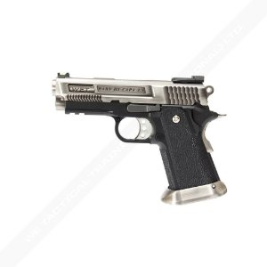 Pistola Airsoft Hi-Capa 3.8 Brontosaurus SV WE GBB 6mm
