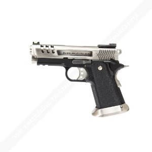 Pistola Airsoft Hi-Capa 3.8 Deinonychus SV WE GBB 6mm
