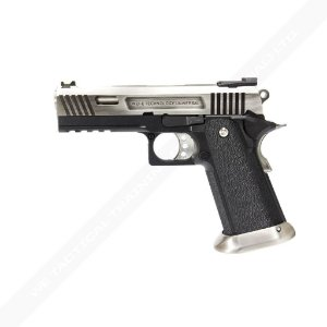Pistola Airsoft Hi-Capa 4.3 Allosaurus SV WE GBB 6mm