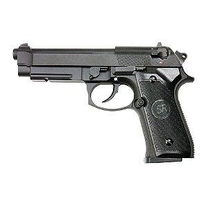 Pistola Airsoft SR92 A1 SRC GBB 6mm - Full Metal