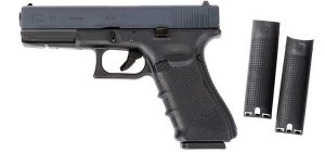Pistola Airsoft Glock G17 WE Gen.4 GBB 6mm