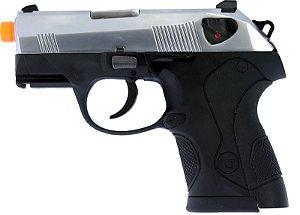 Pistola Airsoft Px4 Bulldog Compacta Silver We GBB 6mm