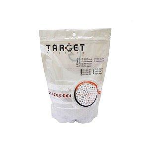 Esferas Target 6mm 0,36 gramas - 1.500 unidades