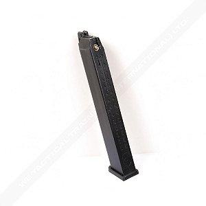 Magazine Long WE Glock G18/G17 Gbb Preto 6mm