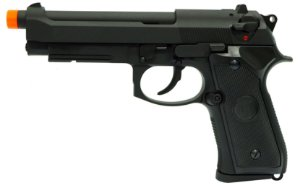 Pistola Airsoft M9A1 KJW Gbb 6mm - Full Metal