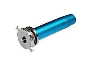 Guia de Mola em Alumínio para Gearbox V2 - Rolamentada