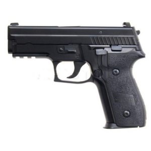 Pistola Airsoft Sig Sauer P229 KJW GBB 6mm - Full Metal