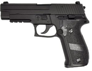 Pistola Airsoft Sig Sauer P226 KJW GBB 6mm - Full Metal