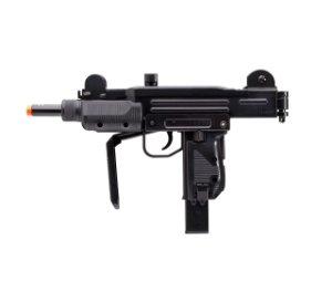 Sub Metralhadora Airsoft Mini Uzi Co2 6mm - Blowback