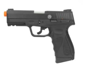 Pistola Airsoft Taurus 24/7 Gen.2 Black Co2 6mm